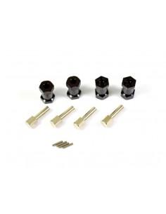 Set Hexuri Absima 12mm (4 buc/+20mm)