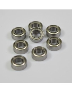 Set Rulmenti Absima 4x8x3mm (8 buc)