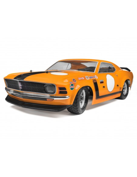 Automodel Hpi Racing Baja 5R 1970 Ford Mustang Fuelie 26cc RC