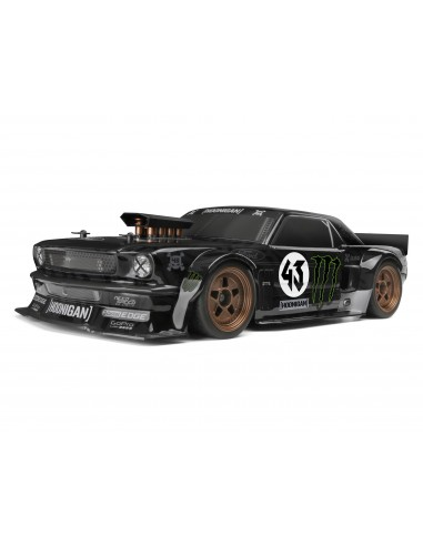 Automodel HPI Racing Ken Block Hoonicorn Ford Mustang RS4 Sport 3