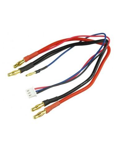 Cablu Incarcare Acumulatori LiPo 2S ( Ø4.0mm /2.5mm²) XH Yuki