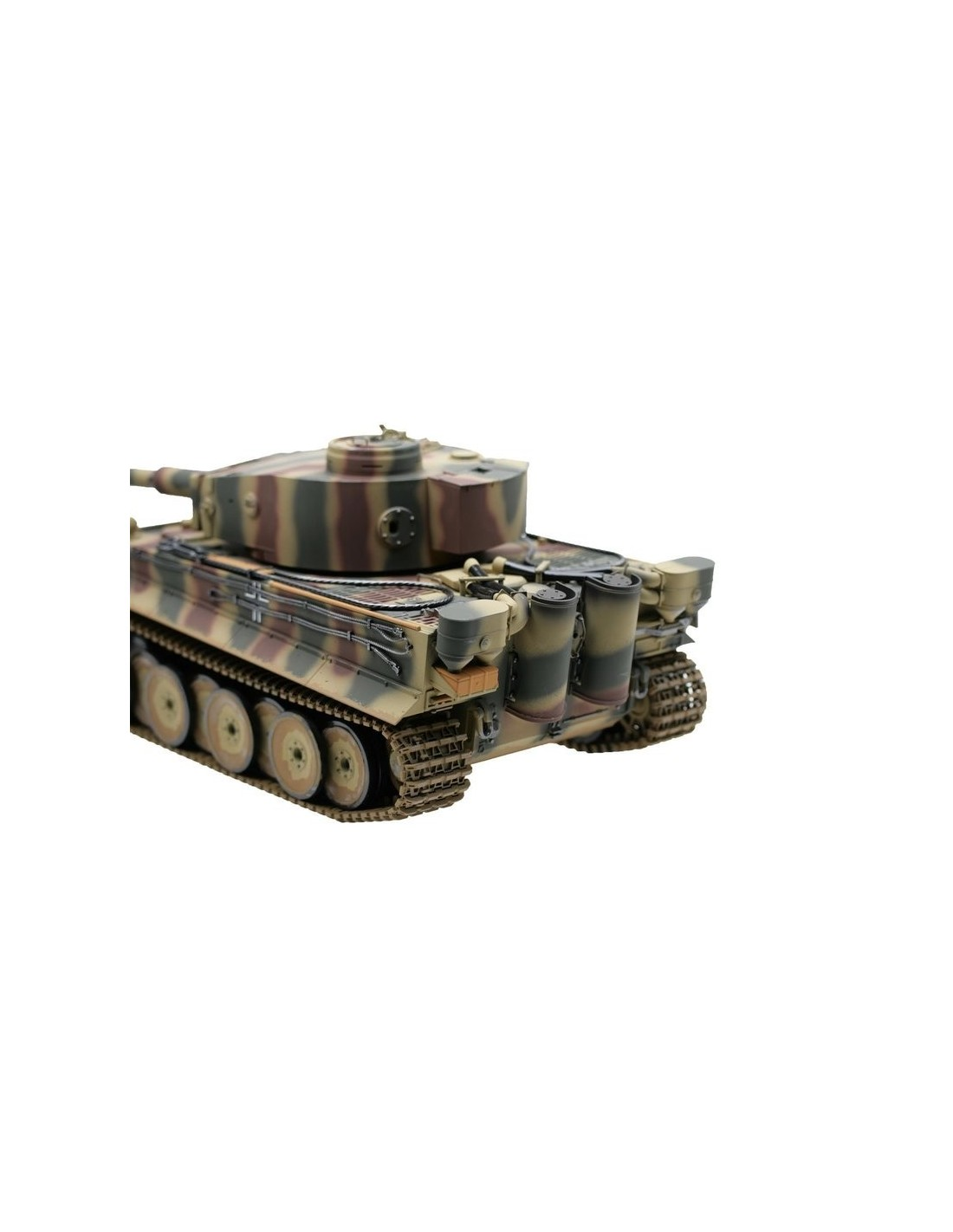 1 16 Rc Tiger Early Production Tank Bb Airsoft Torro Circuit