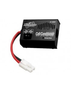 Cell Conditioner Negru (7.2V Pack / NiMH,NiCD)