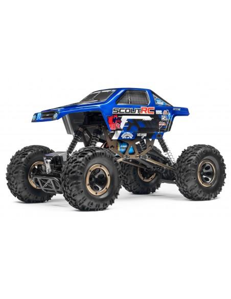 Automodel RC Maverick Scout 4wd - Crawler cu 2.4GHZ