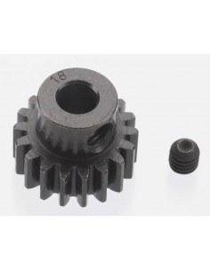Robinson Racing Pinion Gear X Hard 18T Steel (32DP/ 5mm)