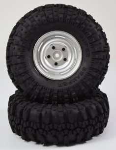 Tire Set Absima CR2.4 2 pcs