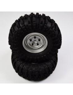 Tire Set Absima CR2.4