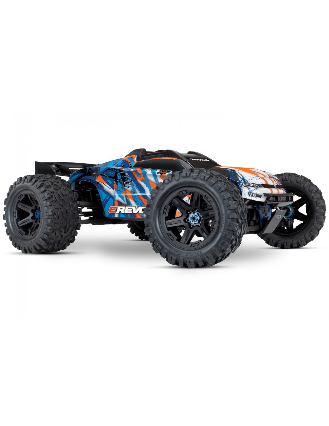 Traxxas E Revo Vxl 20 Rtr 4wd Electric Monster Truck 2018 Thread Stampede 4x4 Press Release And Pics