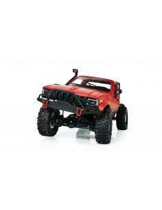 Camion Pick-up 4WD 1/16 RTR Rosu