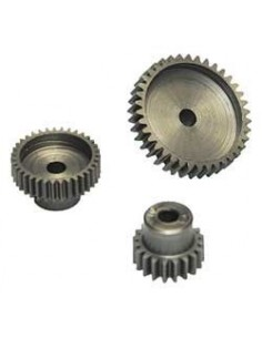 Pinion Motor Mod 0.6 16 Dinti Ax - 3.17mm