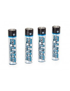 Set Baterii Alkaline Q-Line 1.5V AAA (4 buc)