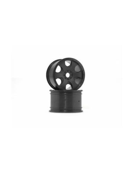 JANTE SAVAGE WARLOCK negre (83x56mm/2BUC)