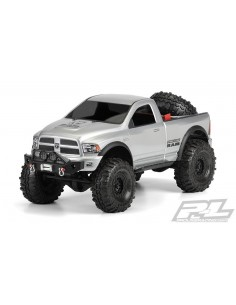 "Caroserie Proline Dodge Ram 1500 Nevopsita 12.3"" - 313mm Scale Crawlers"