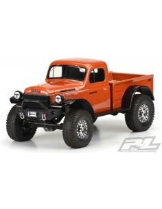 "Caroserie Proline 1946 Dodge Power Wagon Nevopsita 12.3"" - 313mm Scale Crawlers"