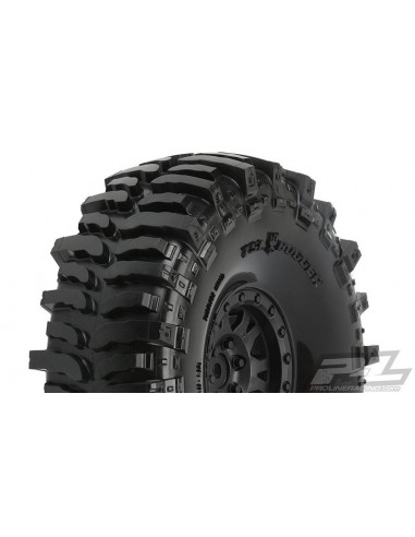"Set Roti Proline Interco Bogger 1.9"" G8 Rock Terrain Montate de Jante Impulse (2 buc)"