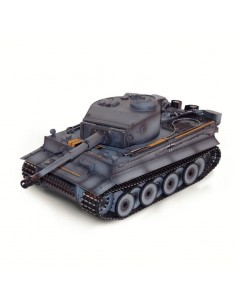Tanc Radiocomandat 1/16 RC Tiger 1 Early Production Grey Tank BB Airsoft Torro RC