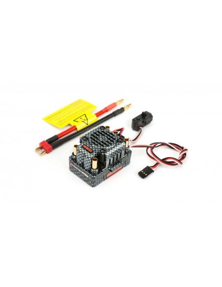 Regulator Turatie Team Orion Vortex R10 S SC Brushless ESC (100A, 2-3S )Deans