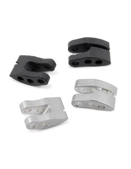 Set Saboti Ambreaj Novarossi (Aluminiu si Carbon/4 buc)