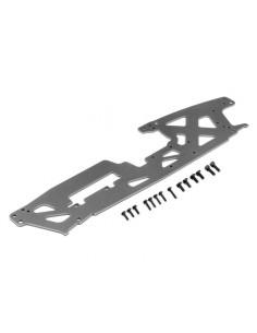 Placa Sasiu TVP V2 HPI Savage XL Flux (Stanga/WB 390mm/3mm)