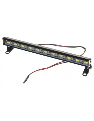 "Bara LED aluminiu ""High Bright"" Ultra - neagra"