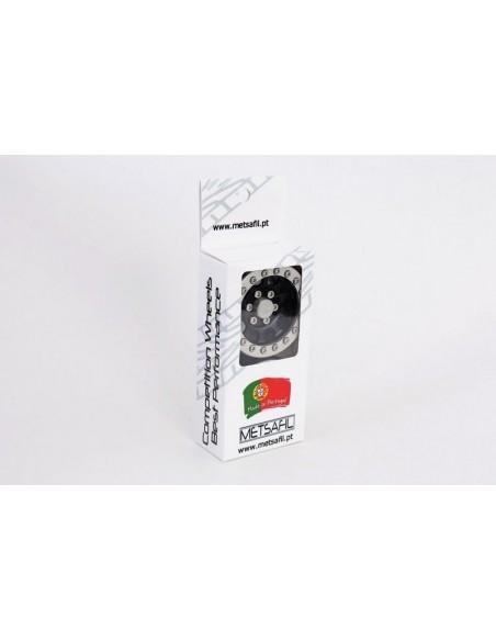 Set Jante Metalice METSAFIL cu Beadlock PT-Royalty Negre1.9 (2 buc)