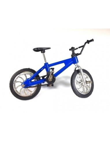 Bicicleta la scara Absima - Albastra