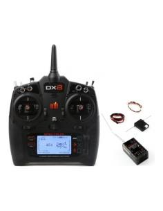 Spektrum DX8 G2 System with AR8010T Receiver - Mode 2