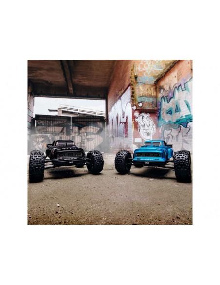Automodel Arrma Senton 6S BLX Brushless RTR 1/10 4WD Short Course Truck (Negru)