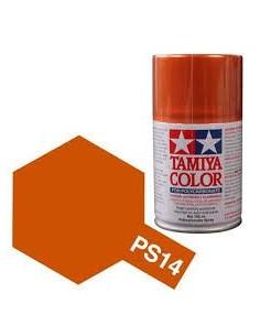 Spray Vopsea Tamiya PS-14 Cupru (Polycarbonat)