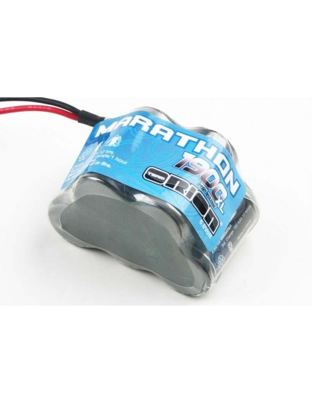 Acumulator Receiver  Team Orion Marathon XL 1900 Hump Pack NiMH (6.0V)