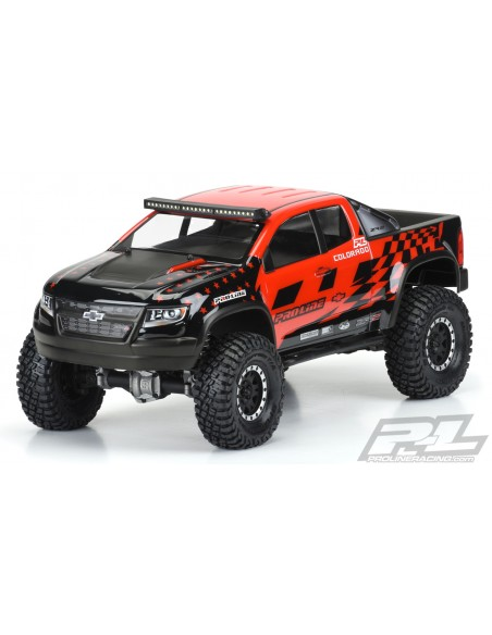 Caroserie Proline Chevy Colorado ZR2 Nevopsita (313mm)
