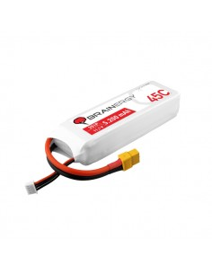 Acumulator LIPO 3S 11.1v 5200mah 45C Softcase XT60