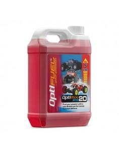 Combustibil Automodele 20% Optimix RTR - 5 Litri