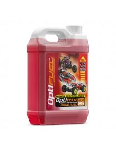 Combustibil Nitro Automodele Optimix RACE 25% - 2,5 L