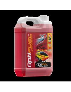 Combustibil Aeromodele Optifuel Optimix 0% Nitro - 20% Castor (5 Litri)