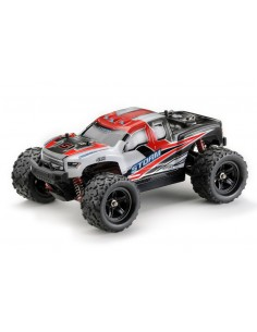 "Automodel Absima High Speed Monster Truck ""STORM"" 1:18 - 4WD - 2,4GHz - Rosu"