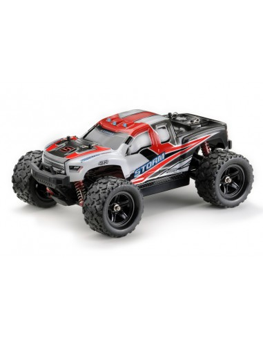 """Automodel Absima High Speed Monster Truck """"STORM"""" 1:18 - 4WD - 2,4GHz - Rosu"""