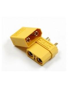 Set conectori auriti XT90 Mama+Tata