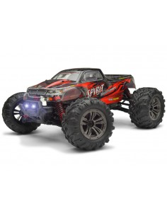 "Automodel Absima High Speed Monster Truck ""SPIRIT"" 1:16 - 4WD - 2,4GHz - Rosu"