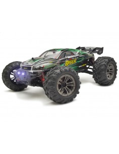 "Automodel Absima High Speed Truggy ""RACER"" 1:16 - 4WD - 2,4GHz - Verde"
