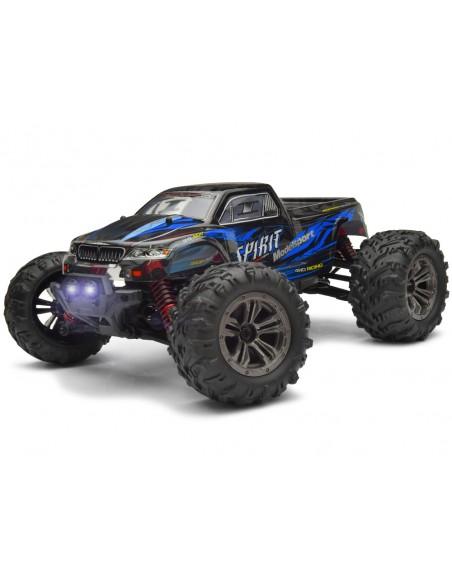 """Automodel Absima High Speed Monster Truck """"SPIRIT"""" 1:16 - 4WD - 2,4GHz - Albastru"""