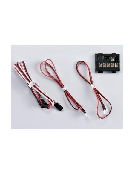 Sistem LEDuri cu Control Box (4LED) Killerbody Accesories