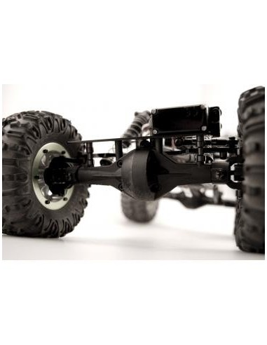 Conversie Directie Axial Behind the Axle Steering (BTA)