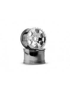 JANTE SAVAGE WARLOCK CROMATE (83x56mm/2BUC)