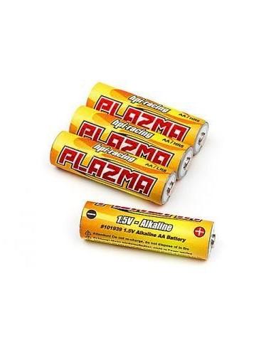 Baterii Alkaline Hpi Racing Plazma 1.5 AA (4 buc)