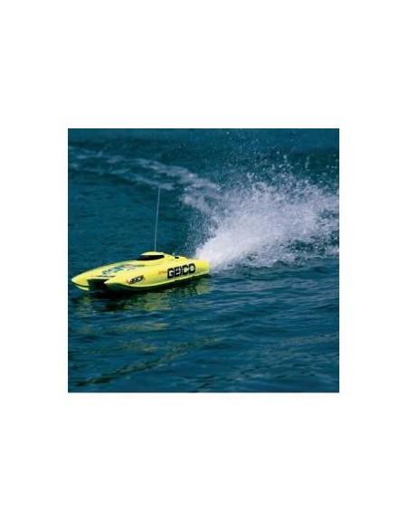 Navomodel Proboat Miss Geico v2 29 Brushless Catamaran RTR