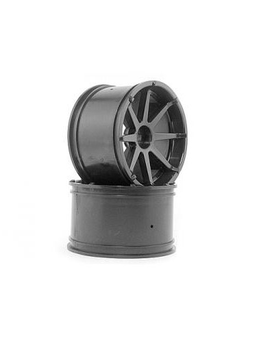 Jante HPI BLAST Negre(115x70mm 7inch/2buc)