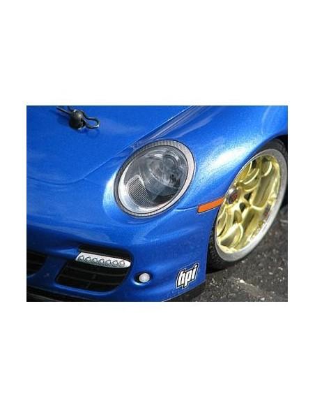 Caroserie HPI PORSCHE 911 TURBO(200mm/nevopsita/3D)