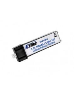 Acumulator E-Flite Lipo 150mah 1S 3.7V 12C