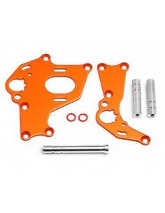 Suport motor aluminiu Sprint2 (Orange)